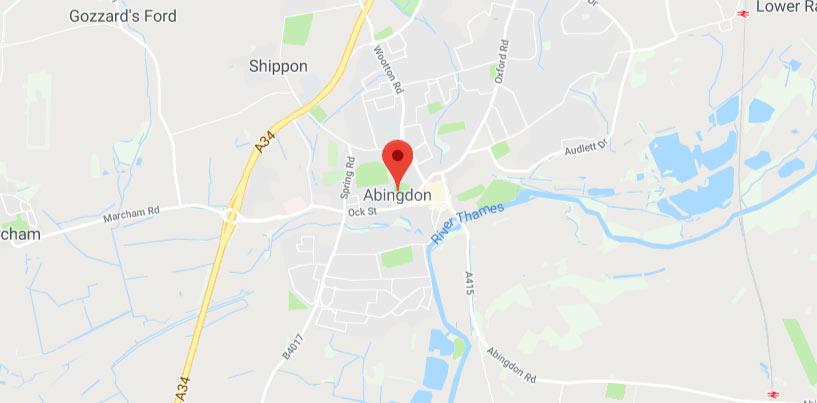 removals Abingdon