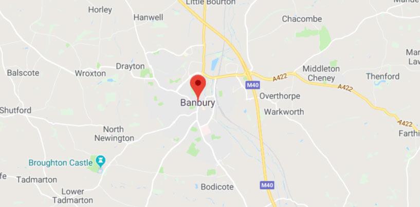 removals Banbury